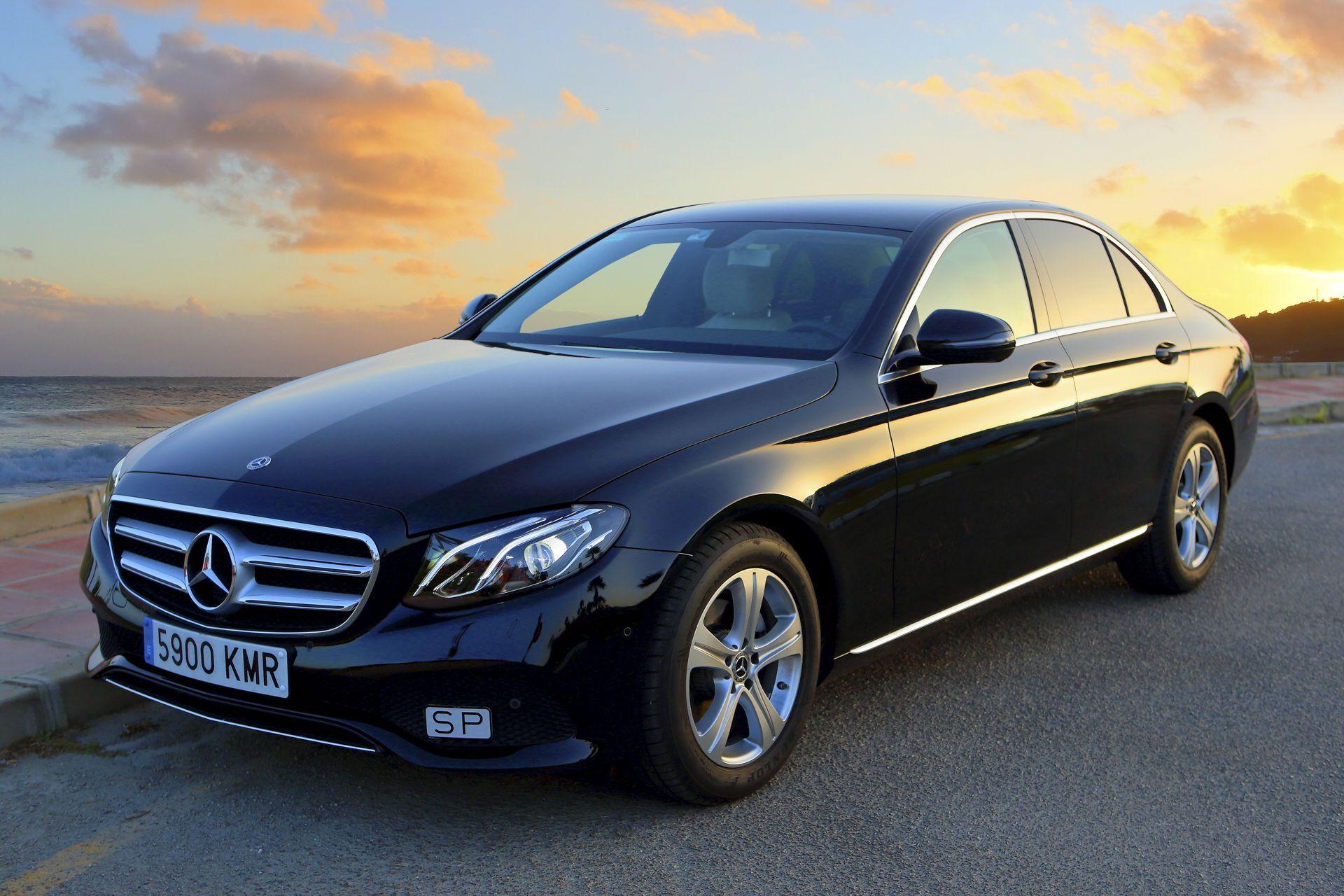 Coches ejecutivos: Mercedes Clase E. Imagen 1