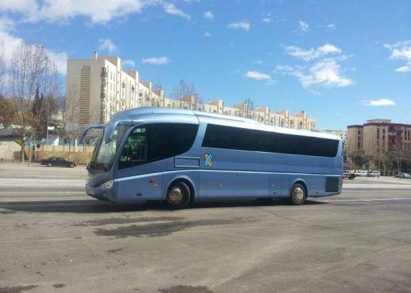 Autobús de 55 personas. Imagen 1