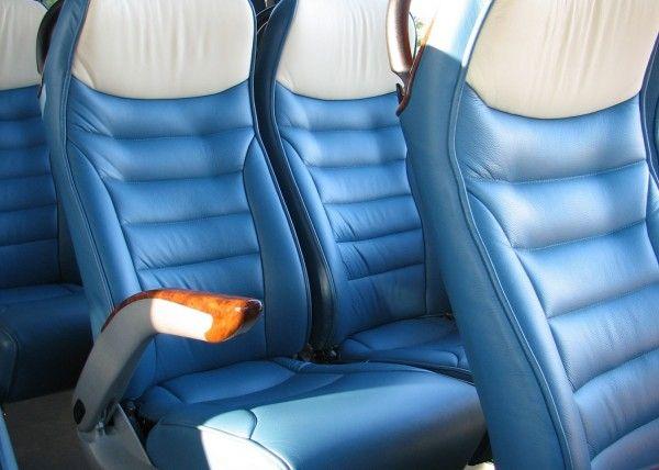 Minibús Mercedes Deluxe para 22 personas. Imagen 4